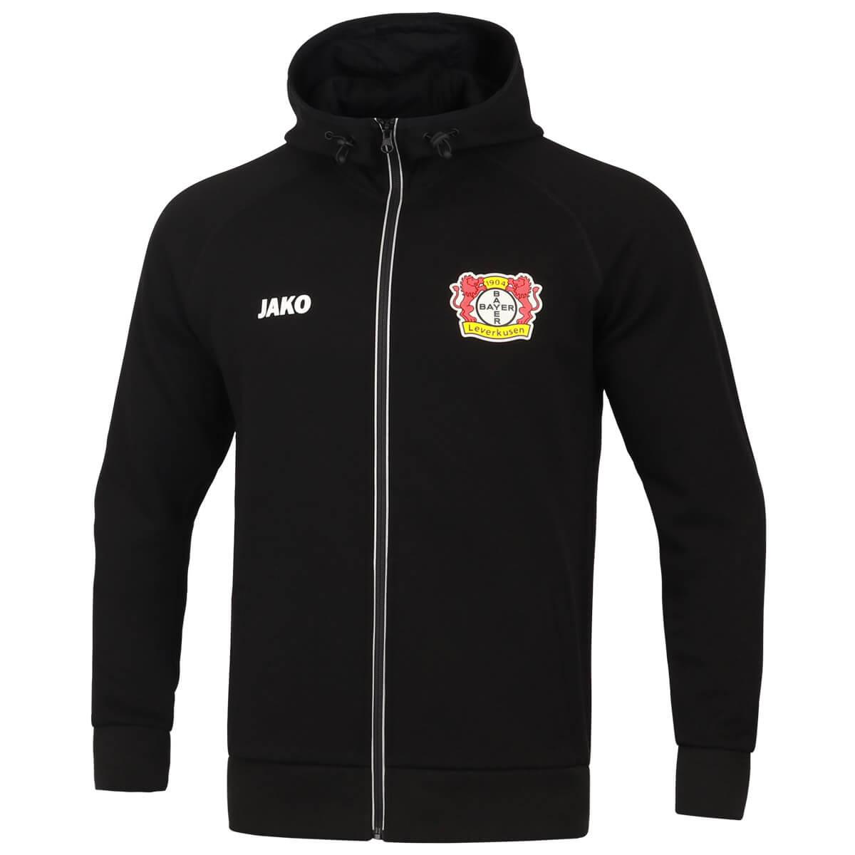 Jako Bayer 04 Leverkusen Kapuzenjacke Premium Kinder BA6805  | div. Größen / Farben