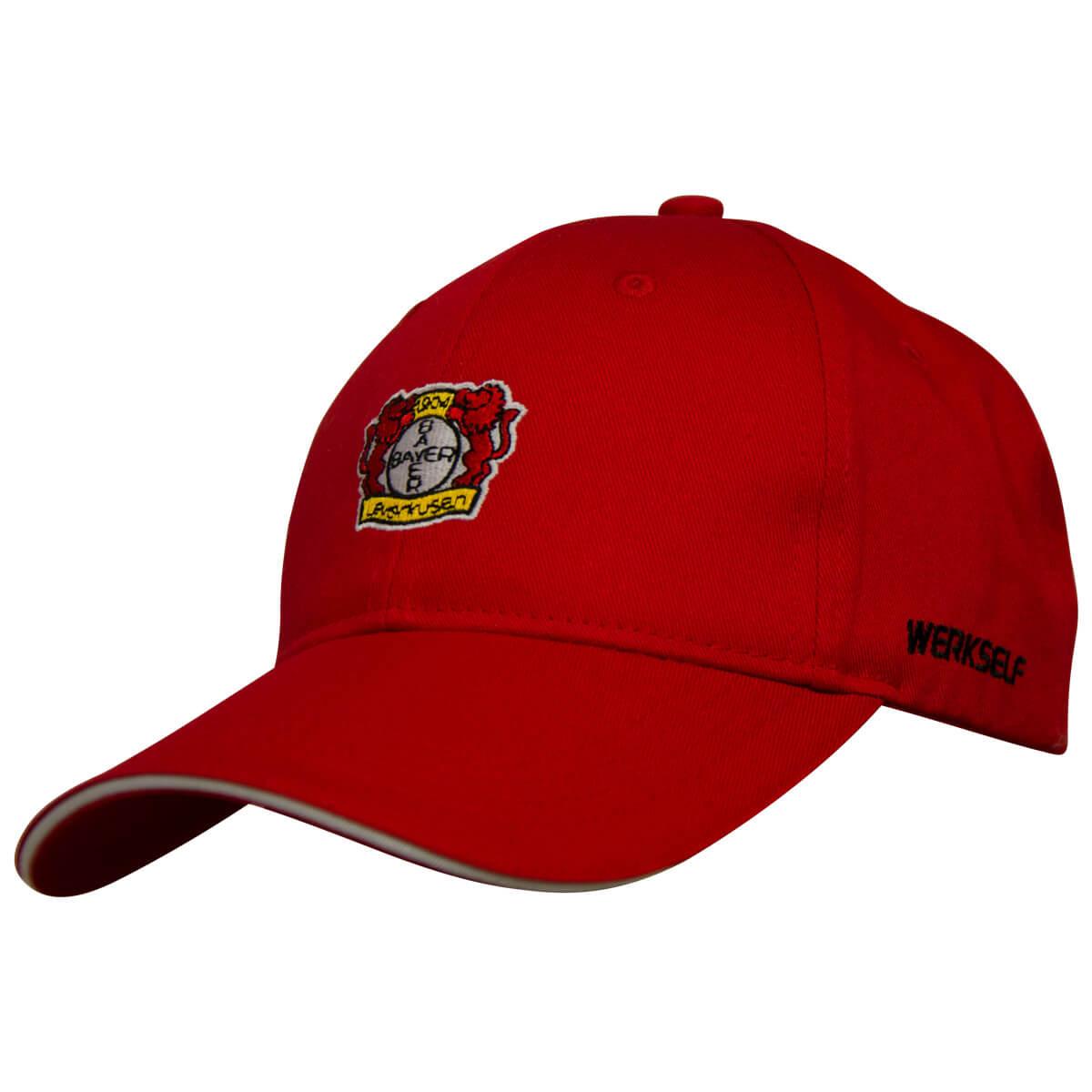 Jako Bayer 04 Leverkusen Cap  BA1296  | div. Größen / Farben