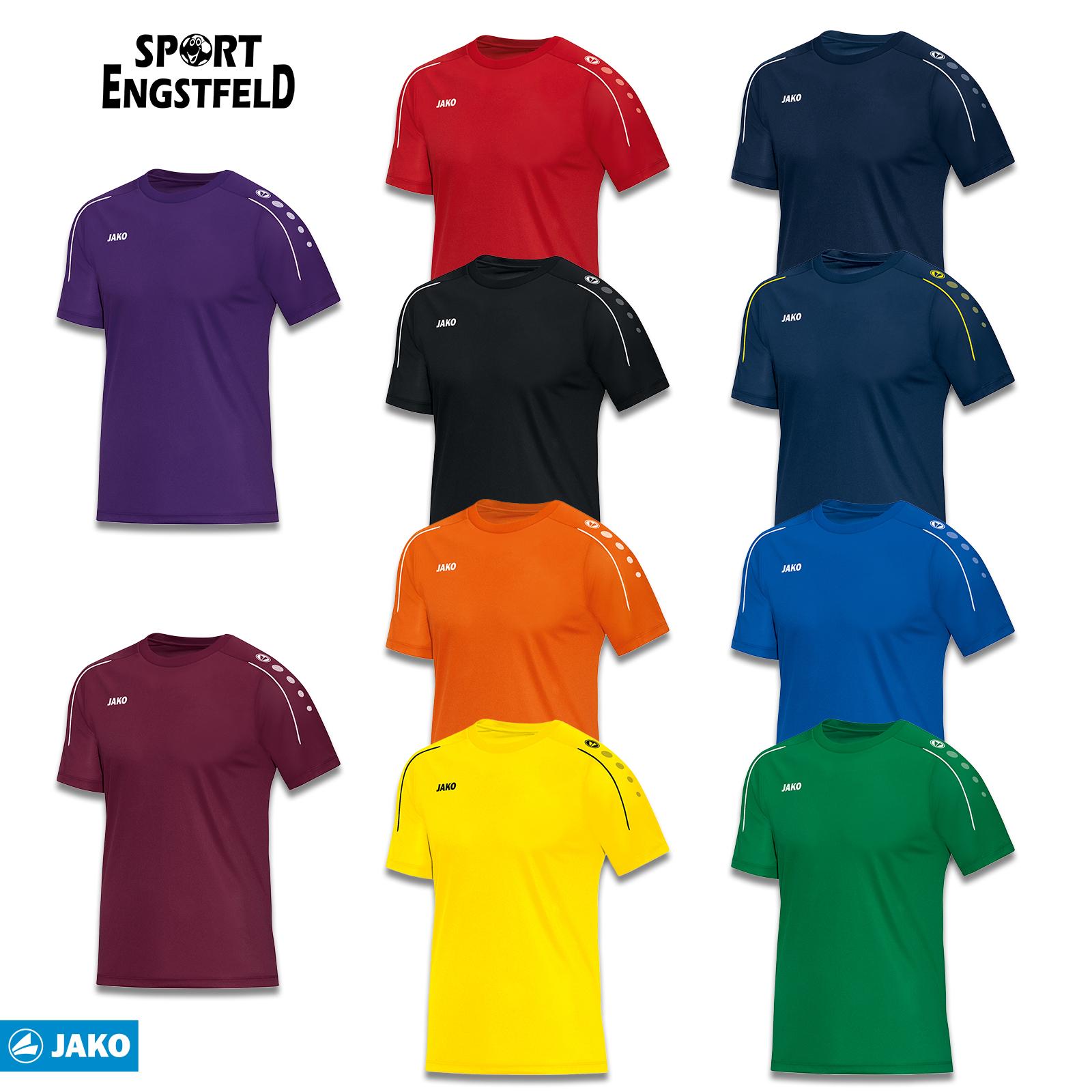 Jako T-Shirt Classico Herren 6150  | div. Größen / Farben
