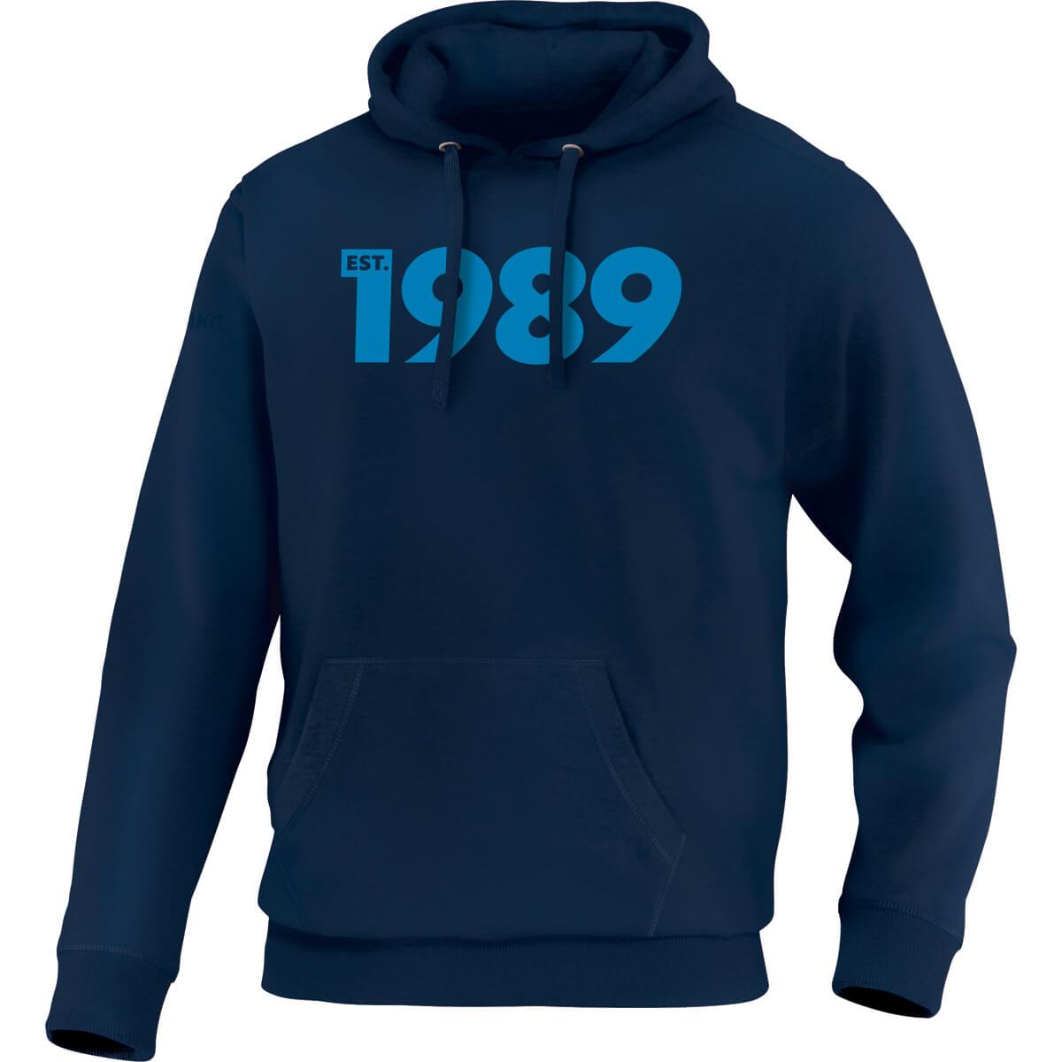 Kapuzensweat 1989 - Herren | Jako 6789