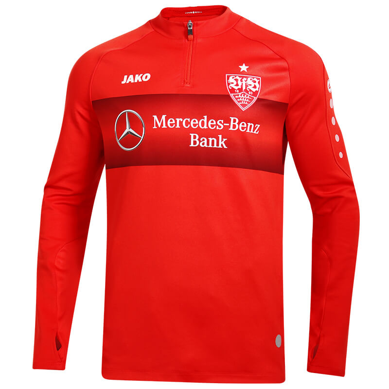 Jako VfB Teamline Fleece Ziptop Herren ST8693  | div. Größen / Farben