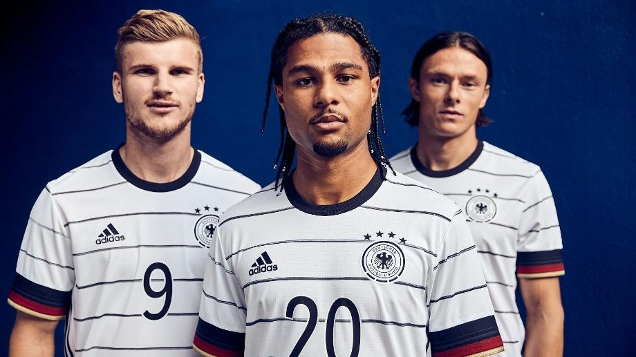 KINDER   DFB Trikot  EM 2021   Deutschland   Adidas   HOME