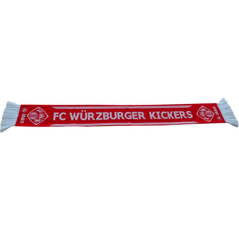 Würzburger Kickers Fan-Schal -  | Jako WK1205