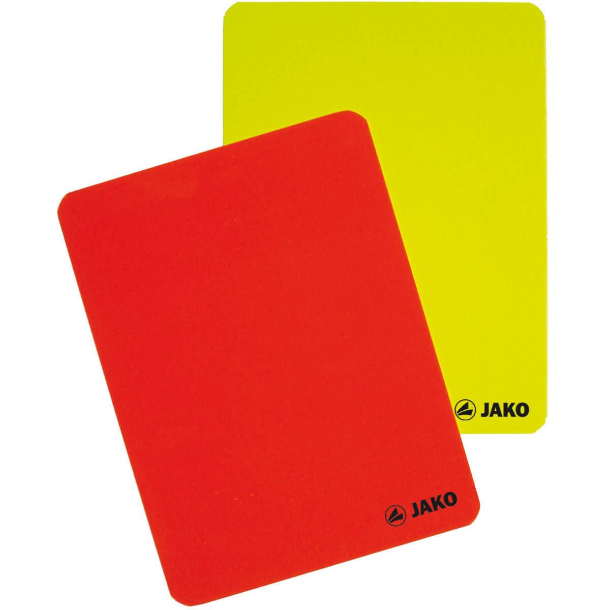 Jako Karten-Set  Schiedsrichter  2164  | div. Größen / Farben