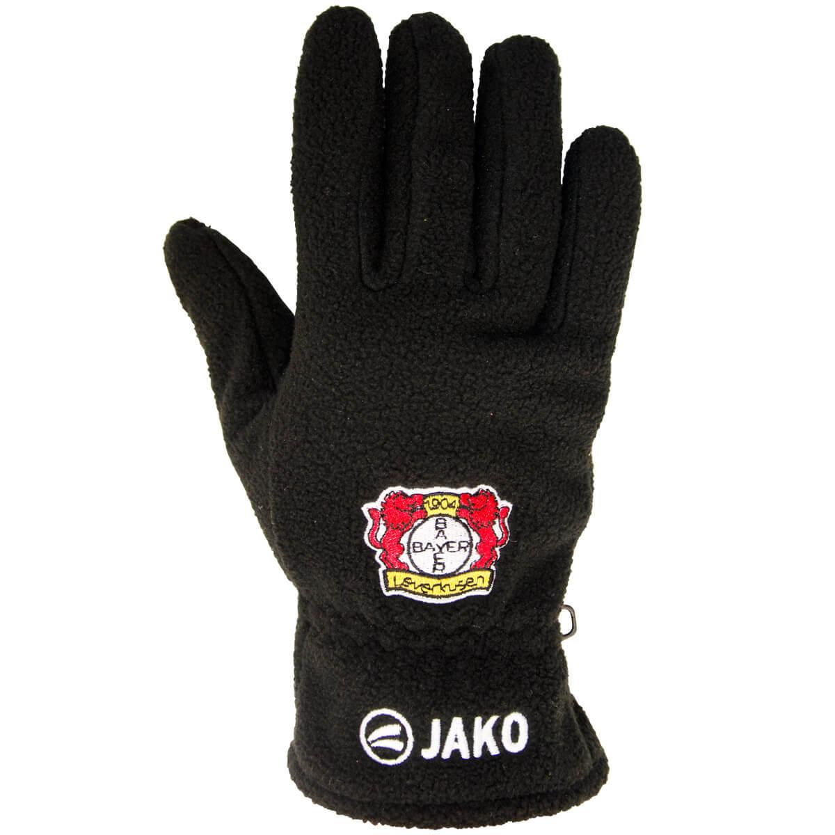 Bayer 04 Leverkusen Fleecehandschuhe -  | Jako BA2587