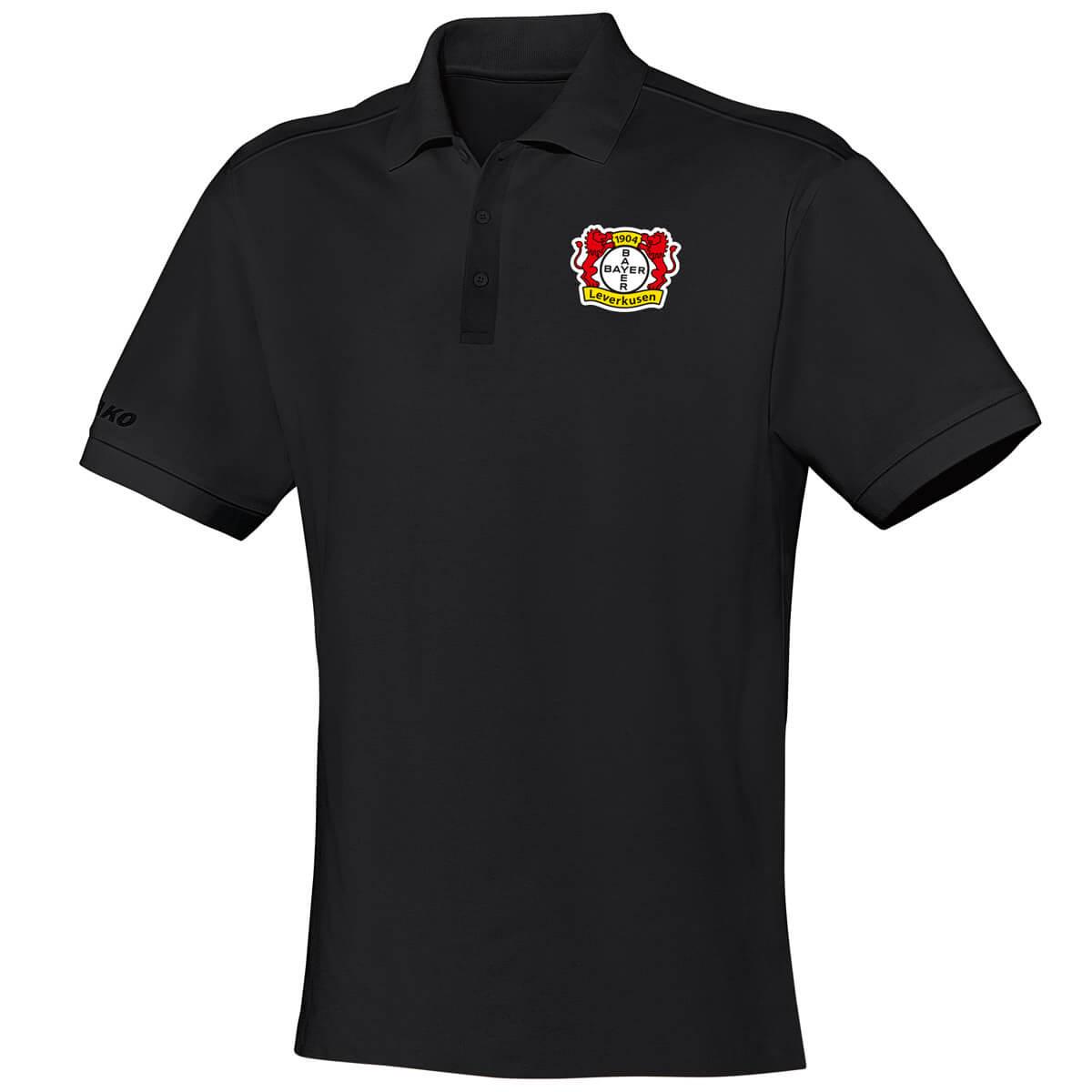 Jako Bayer 04 Leverkusen Polo Team Kinder BA6333  | div. Größen / Farben